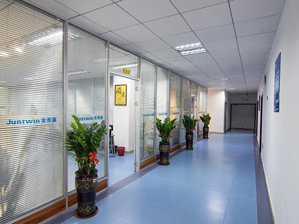 杰耐特-公司走廊