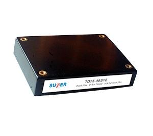 TDF75W DCDC 模块电源