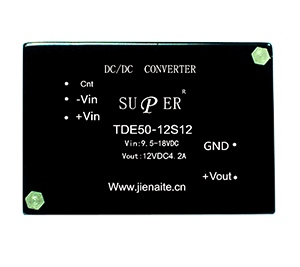 TDE50W DCDC 模块电源