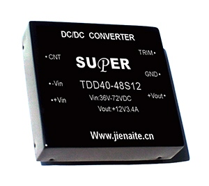 TDD40W DCDC 模块电源