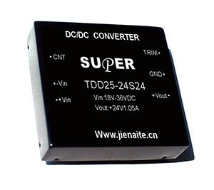 TDD25W DCDC 模块电源