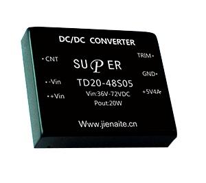 TDC20W DCDC 模块电源