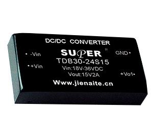 TDB30W DCDC 模块电源