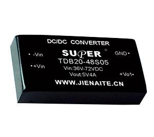 TDB20W DCDC 模块电源