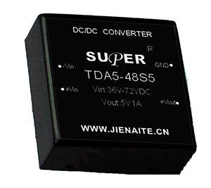 TDA10W DC/DC 模块电源