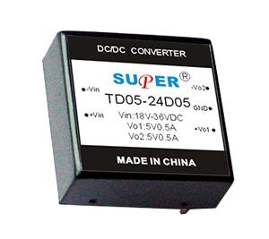 1-3W DC/DC 模块电源