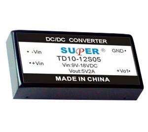 什么是dcdc电源模块,其具备的特点是什么?