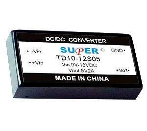 dcdc电源模块是什么,它的自身特点是什么